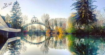 Nuitée Romantique à Chanaz avec Vue sur le Canal de Savières image 5