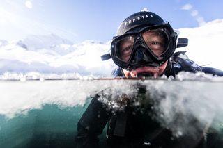 Formation Ice Diver à Montriond image 2
