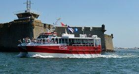 Croisière commentée sur la rade de Lorient, ville aux 5 ports image 4
