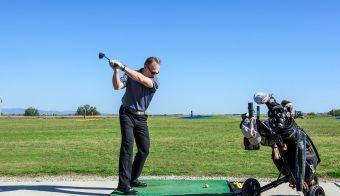Cours de Golf à 2 -1h image 1