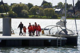 Sortie en mer sur voilier avec skipper image 3
