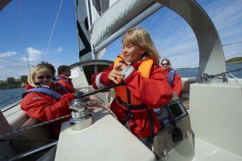 Sortie en mer sur voilier avec skipper image 2