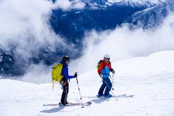Descente à ski de la Vallée Blanche-Chamonix image 1