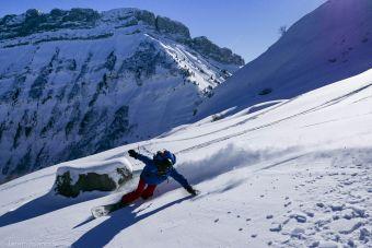 Journée Initiation au ski de randonnée à La Clusaz image 3
