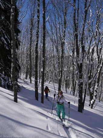 Initiation au ski de randonnée image 2