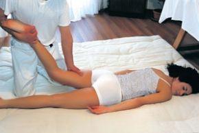 Massage Lymphatique 1H00 image 1