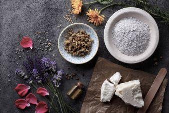 "Soin Visage "" Un air de Montagne"" 100% Bio Made in Annecy  Nansca image 1"