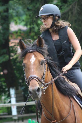 Cours particuliers - 1 h d'équitation (non adhérents) image 2
