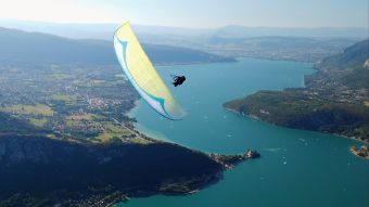 Parapente vol sensations image 2