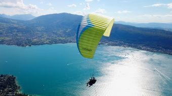 Parapente vol Ascendances image 3
