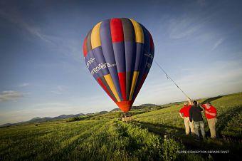 Vol en ballon - Billet enfant image 3