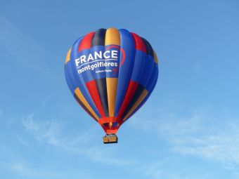 Vol en ballon - Nacelle privative pour 2 personnes image 3