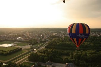 Vol en ballon - Nacelle privative pour 2 personnes image 1