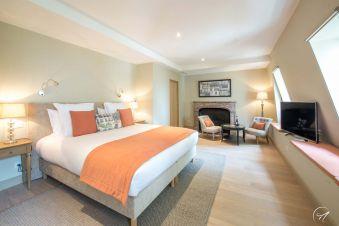 Les Suites du 33 - Chambre double de Luxe image 1