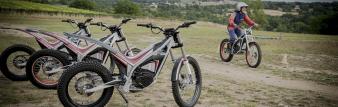 Découverte moto trial électrique image 2