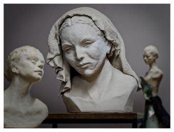 """Stage terre """"Sculpture d'un Portrait"""" image 2"""
