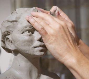 """Stage terre """"Sculpture d'un Portrait"""" image 1"""