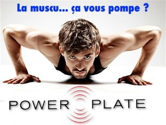 Coaching personnalisé Powerplate Pro 7 image 3