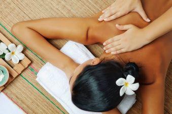 Massage bien-être 30 minutes image 1