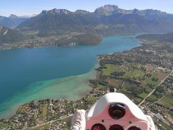 Vol ULM - Tour du Lac d'Annecy (30mins) image 2