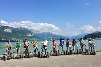 Annecy Evasion - 1h30 - Segway Tour image 2