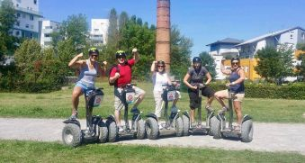 Annecy Insolite - 2h - Segway Tour image 3