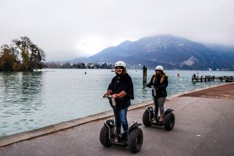 Annecy Insolite - 2h - Segway Tour image 2