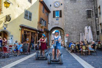 Annecy Insolite - 2h - Segway Tour image 1