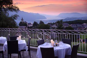 Dîner Romantique sur les hauteurs du Lac du Bourget image 1