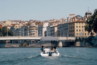 Une journée de bateau sans permis 10 places image 2