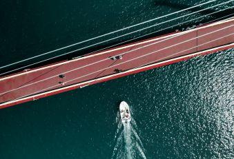 1h30 de bateau sans permis 10 places image 2