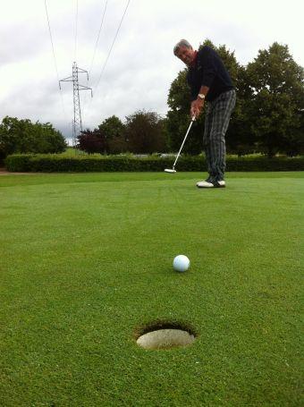 Cours individuel de golf perfectionnement technique (4h30) image 3
