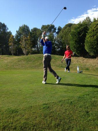 Cours individuel de golf perfectionnement technique (4h30) image 1