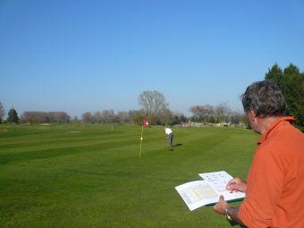 Stage de golf carte verte individuel (12h de cours ) image 2
