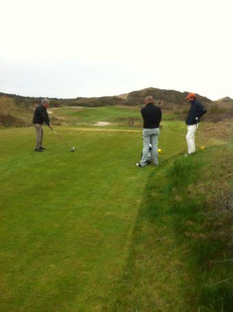 Parcours de golf accompagné 9 trous pour 1 personne (green fee non inclus) image 1
