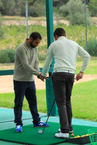 Stage de golf Carte Verte pour 2 personnes (13h de cours) image 1