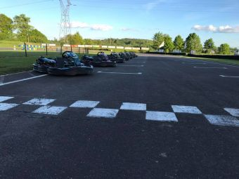Karting enfant 1 session de 10' Kart SODI LR4 120 Cm3 image 1