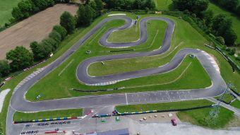 FLG Karting cover
