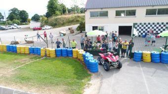 Karting enfant 1 session de 10' Kart SODI LR4 120 Cm3 image 3