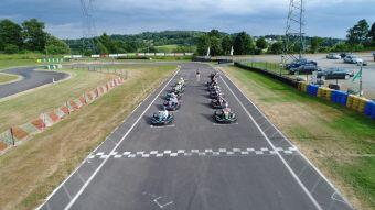 Karting enfant 1 session de 10' Kart SODI LR4 120 Cm3 image 2