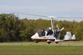 Initiation au pilotage ULM autogire ou pendulaire - 1h30 d'activité et 45 mn de vol image 1