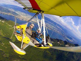 Initiation au pilotage ULM autogire ou pendulaire - 1h30 d'activité et 45 mn de vol image 3
