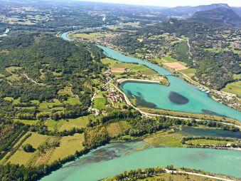 Baptême ULM dans les Alpes 1 heure - Le Grand Circuit des Lacs (Paladru et Aiguebelette) image 4