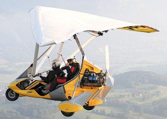 Initiation au pilotage ULM autogire ou pendulaire - 1h30 d'activité et 45 mn de vol image 2