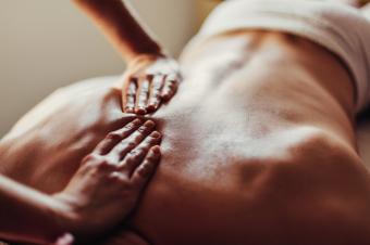 Massage relaxant bien-être 1h - Homme image 1