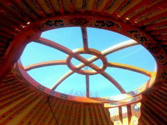 Séjour pour 3 à 5 personnes sous une yourte mongole image 4