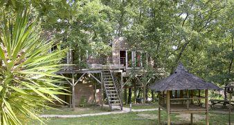 Séjour en famille dans une cabane perchée dans les arbres image 9