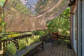 Séjour en famille dans une cabane perchée dans les arbres image 4
