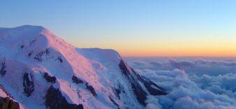 Promenade en avion : Mont-Blanc image 1