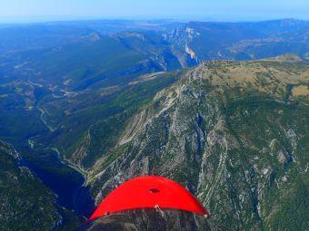 Survolez les Gorges du Verdon en ULM autogire ! image 8